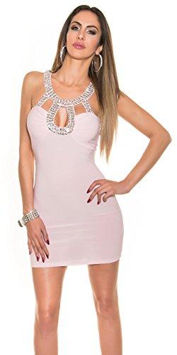 KouCla - Vestido - Noche - para mujer Rosa