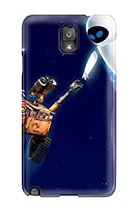 New Arrival Galaxy Note 3 Case Wall-e Case Cover