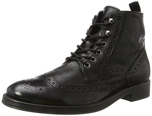 Geox Damen D Mendi NP ABX D Stiefel, Schwarz (Black), 41 EU