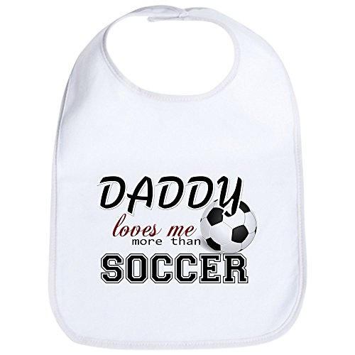 CafePress Daddy Loves Soccer Toddler