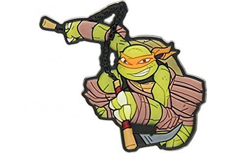 Crocs Jibbitz Turtles TMNT: Michelangelo