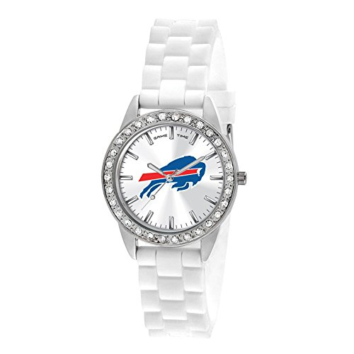 Gifts Watches Ladies NFL Buffalo Bills Frost Watch ()