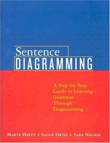 by-marye-hefty-sentence-diagramming-a-step-by-step-approach-to-learning-grammar-through-diagramming-