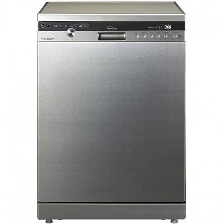 LG D14567IXS Independiente 14cubiertos A+++ lavavajilla ...