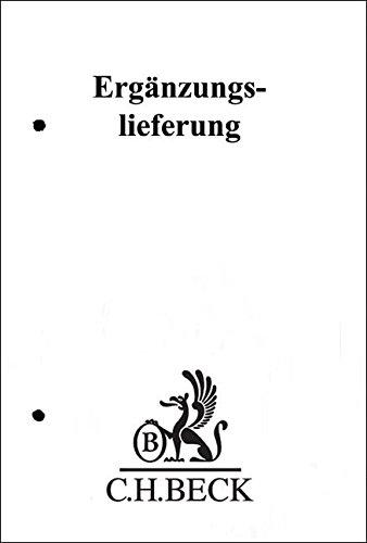 Deutsche Gesetze Ergänzungsband 55. Ergänzungslieferung: Rechtsstand: 1. Dezember 2017 Loseblattsammlung – 29. Januar 2018 C.H.Beck 3406718973 Recht / Allgemeines Lexika