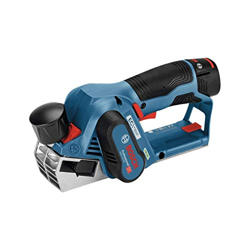 (BOSCH GHO 10.8V-20 Professional Charging Planer Easy Grip Brushless Compact Body Only (Bare Tool))