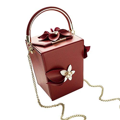 TOOKY red pour TOOKY femme Pochette Pochette dxwn0nR