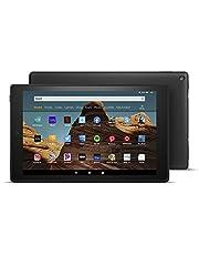 "Certified Refurbished Fire HD 10 Tablet (10.1"" 1080p full HD display, 32 GB) – Black"