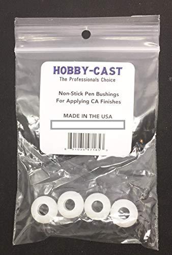(Hobby-Cast Non Stick Bushings for CA Finishing Pen Turning)