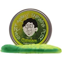 Crazy Aaron's Thinking Putty, 3.2 Ounce, Hypercolor Chameleon