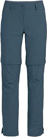 VAUDE Women's Skomer Zo Pants II - Pantalones Mujer
