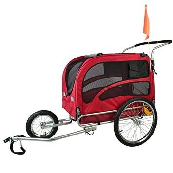 Doggyhut Large Pet Bike Trailer Jogger Kit Dog