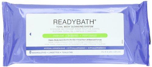 Readybath Complete Wipes, 8 Count