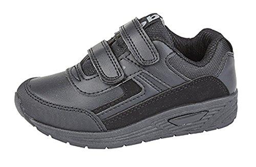 DekFelix - Zapatillas para chico Negro - negro