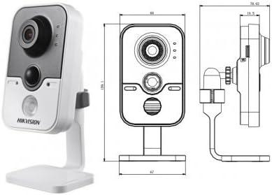 Hikvision Ds 2cd2412f Iw Cube 1 3mp Ir Pir Wlan Elektronik