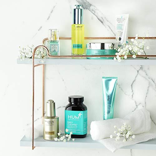 HUM Daily Cleanse - Skin & Body Detox with Organic Algae, 15 Herbs + Minerals (60 Vegan Capsules) by HUM (Image #4)