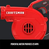 CRAFTSMAN V20 Cordless Blower, Tool Only