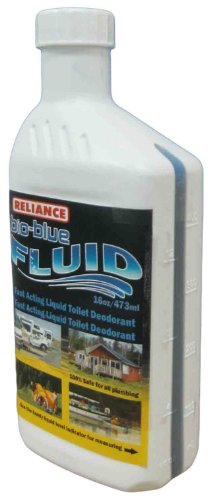 Reliance Bio-Blue Fluid Liquid Toilet Deodorant