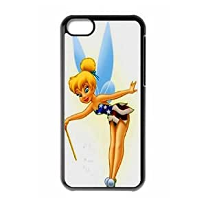 James-Bagg Phone case Tinker Bell Protective Case For iphone 5c iphone 5c Style-12