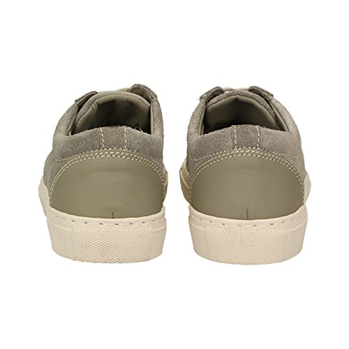 largest supplier online outlet footlocker pictures ZWEIGUT Men's Echt #412 Low-Top Grey free shipping manchester great sale discount high quality C3jPW
