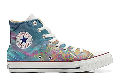 Shoes Custom Converse All Star, personalisierte Schuhe (Handwerk Produkt) Flou
