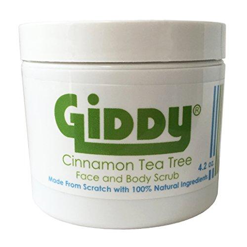 Cinnamon Face Scrub - 3