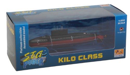 1:350 Plan Kilo Class Submarine