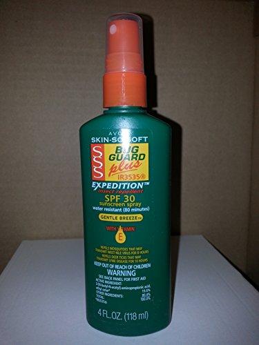 Avon Guard Plus Expedition Spray product image