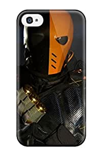Andrew Cardin's Shop 5558401K16425314 Faddish Phone Deathstroke Case For Iphone 4/4s / Perfect Case Cover