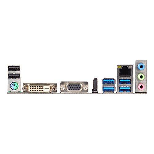 Build My PC, PC Builder, ASRock B250M-HDV
