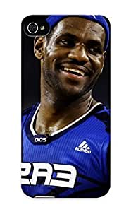 New Style Standinmyside Lebron James Premium Tpu Cover Case For Iphone 5/5s