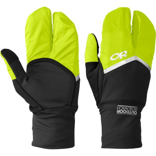 Outdoor Research Hot Pursuit Convertible - Convertible Windproof Gloves Shopping Results