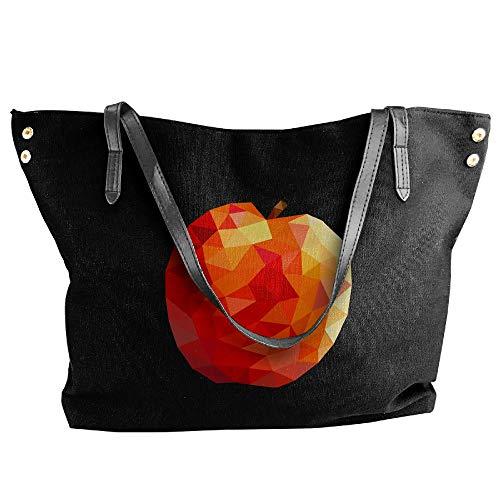 YongQingHui Mosaic Series B55 Women's Purse Tote Bag Weekend Shopping Bag