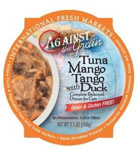 Evangers Against The Grain Tuna Mango Tango Cat Food, 3.5 Oz
