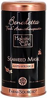 product image for Benedetta Seaweed Mask - 8 Anti-Wrinkle Treatments - Non-Clay, Anti-wrinkle, Anti-aging, Moisturizing, Exfoliating