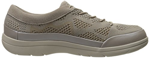 Skechers Da Donna Lite Step-reactive Oxford Dark Taupe