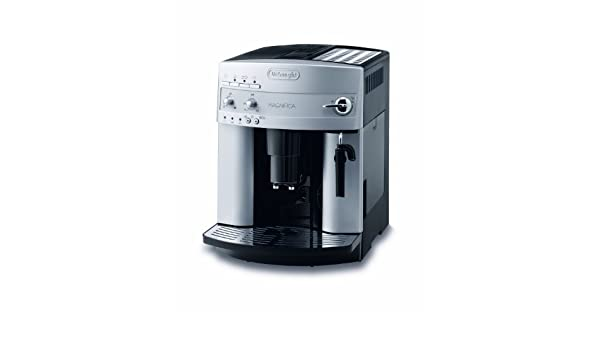 Amazon.com: Delonghi super-automatic espresso coffee machine with an adjustable grinder, milk frother, maker for brewing espresso, cappuccino.