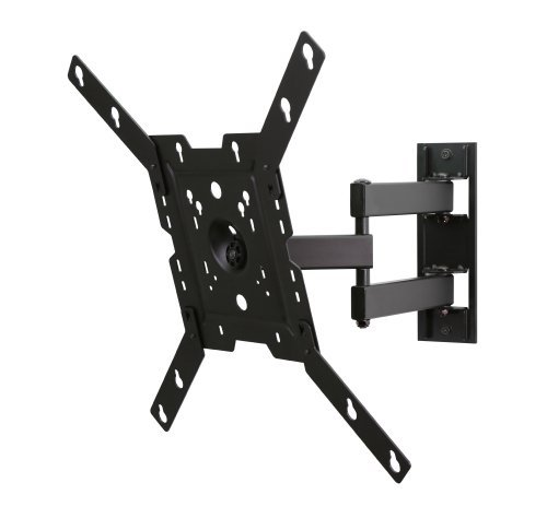 (Peerless ETA4x4 Full Motion Tilting Wall Mount for 22-46-Inch Displays (Black) (Discontinued by)