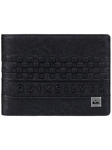 Quiksilver Everyday Stripe Wallet II Wallet One Size Black