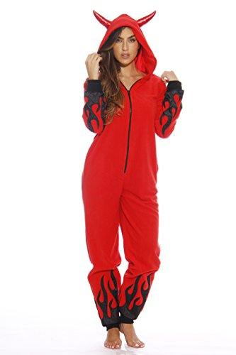 6258-XXL Just Love Adult Onesie / Onesies / Pajamas,Devilish