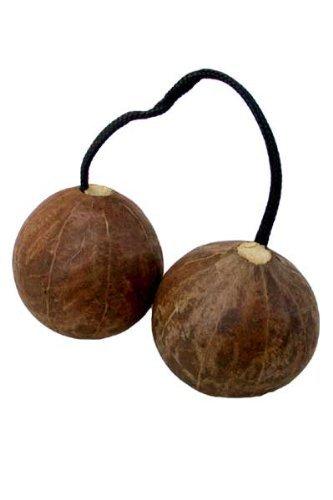 Aslatua Double Gourd Kashaka - African Shaker