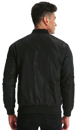 MODCHOK Uomo Bomber Giacca Giubbotto Jacket Giacche Militari Giubbotti Sportiva Leggera