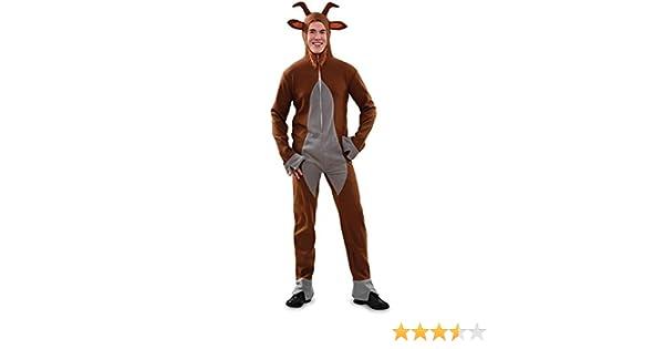Disfraz de Macho Cabrio para hombre talla M-L: Amazon.es: Juguetes ...