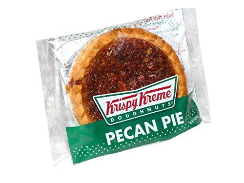 Krispy Kreme Baked Pecan Pie, 3 Ounce -- 12 per case.