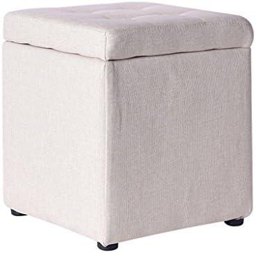 Pleasant Amazon Com Storage Stool Folding Storage Chest Ottoman Andrewgaddart Wooden Chair Designs For Living Room Andrewgaddartcom