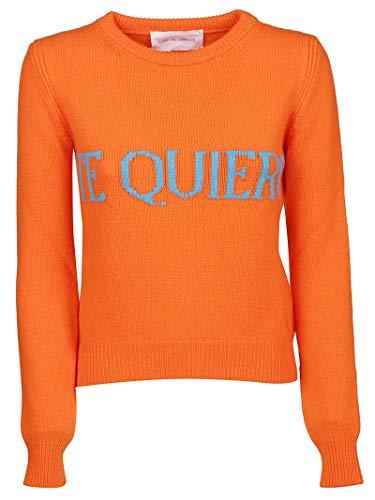 Maglione Donna Alberta J094001061125 Ferretti Lana Arancione TzZqfOnZ