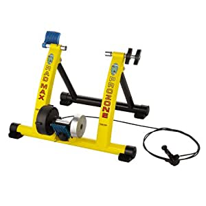 Amazon Com Rad Cycle Products Prozone Smooth Magnetic Resistance Bike Trainer