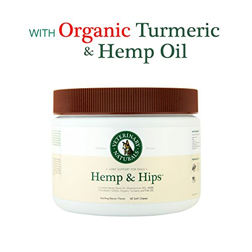 Vet Naturals Hemp and Hips