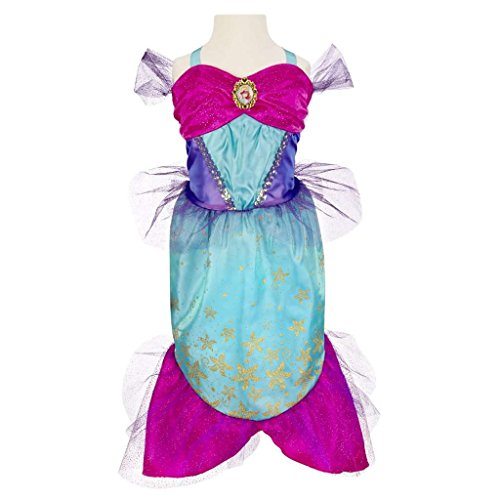 Disney Ariel Dress (Disney Princess Enchanted Evening Dress: Ariel)