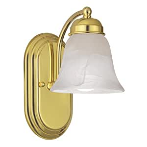 Portfolio Polished Brass Vanity Light Bar Vanity Lighting Fixtures
